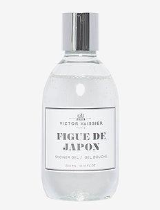 Shower gel Figue Du Japon - shower gel - white