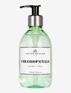 Chlorophylle liquid soap - handvård - light green