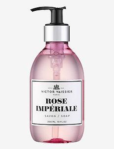 Rose imperial liquid soap - handvård - pink