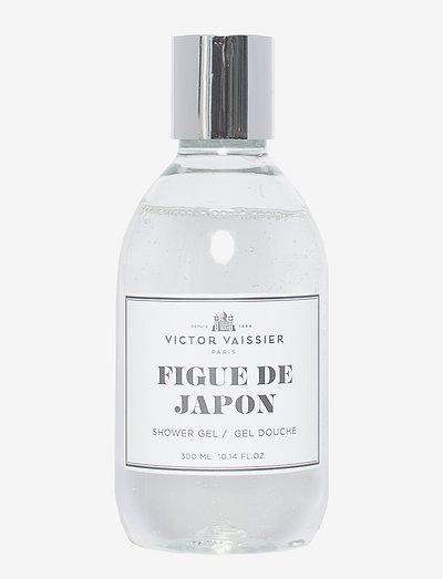 Shower gel Figue Du Japon - bad & dusj - white