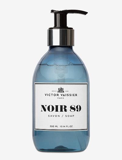 Victor Vaissier Liquid Soap Noir 89 - håndsæbe - no colour