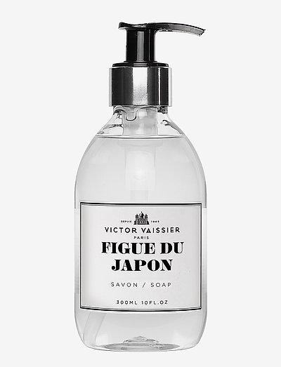 Victor Vaissier Liquid Soap Figue du Japon - käsisaippua - no colour
