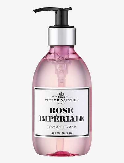 Rose imperial liquid soap - håndsåpe - pink