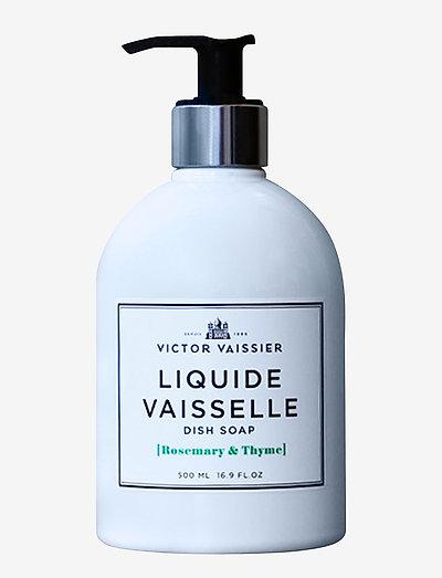 Victor Vaissier Dish soap Liquide Vaisselle - renseprodukter - no colour