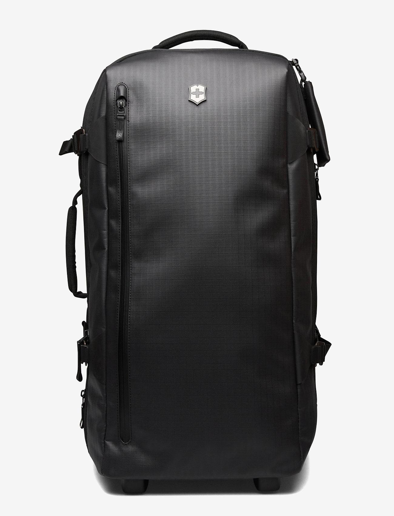 Victorinox - Vx Touring, Wheeled Duffel Medium - matkalaukut - black - 0