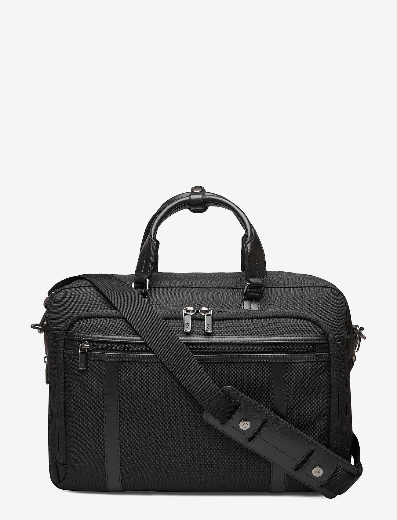 "Victorinox - Werks Professional Cordura, 15"" Laptop Brief - black - 0"