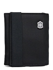 Travel Accessories 5.0, Tri-Fold Wallet with RFID Protection - BLACK