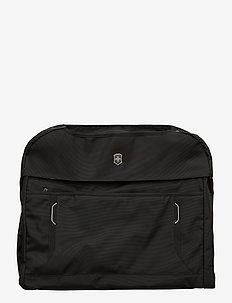 Werks Traveler 6.0, Garment Sleeve, Black - travel accessories - black