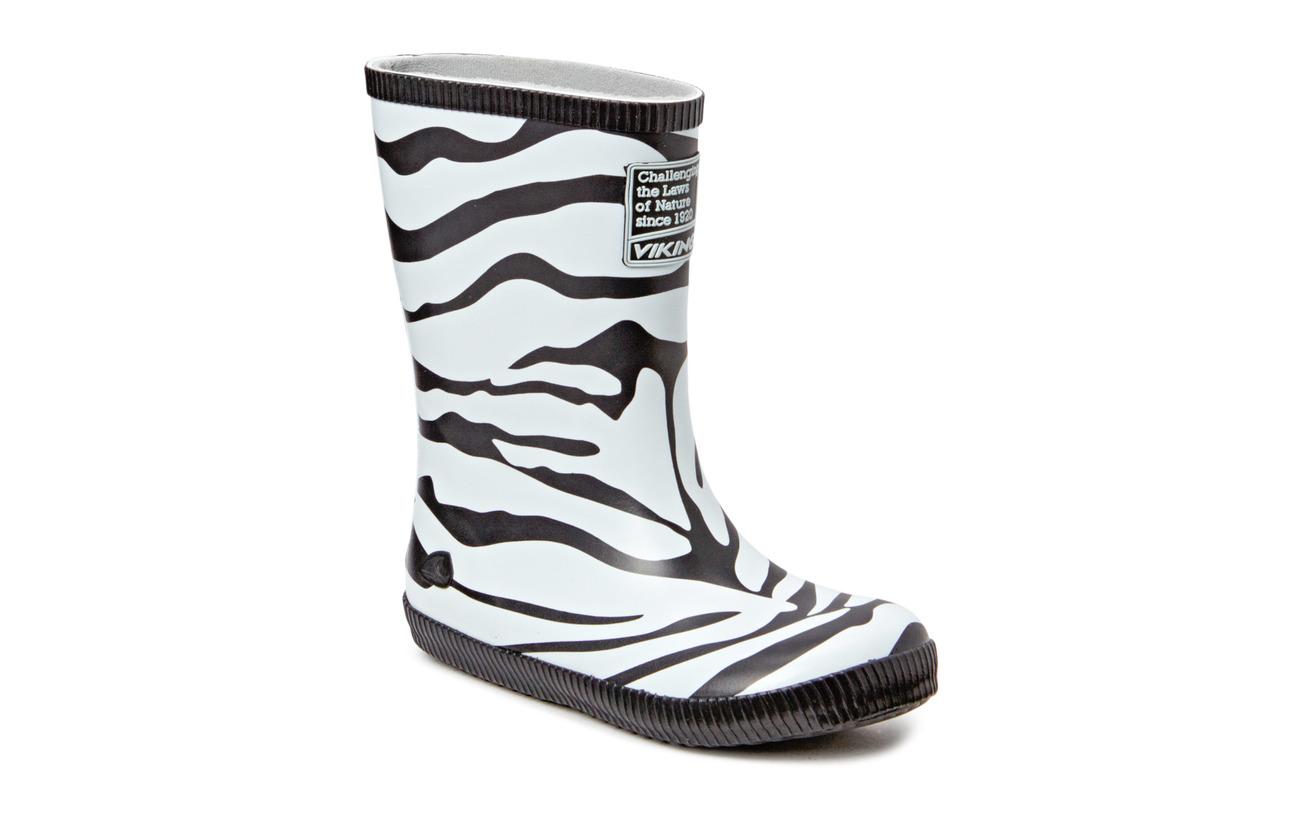 Viking Classic Indie Zebra - BLACK/WHITE
