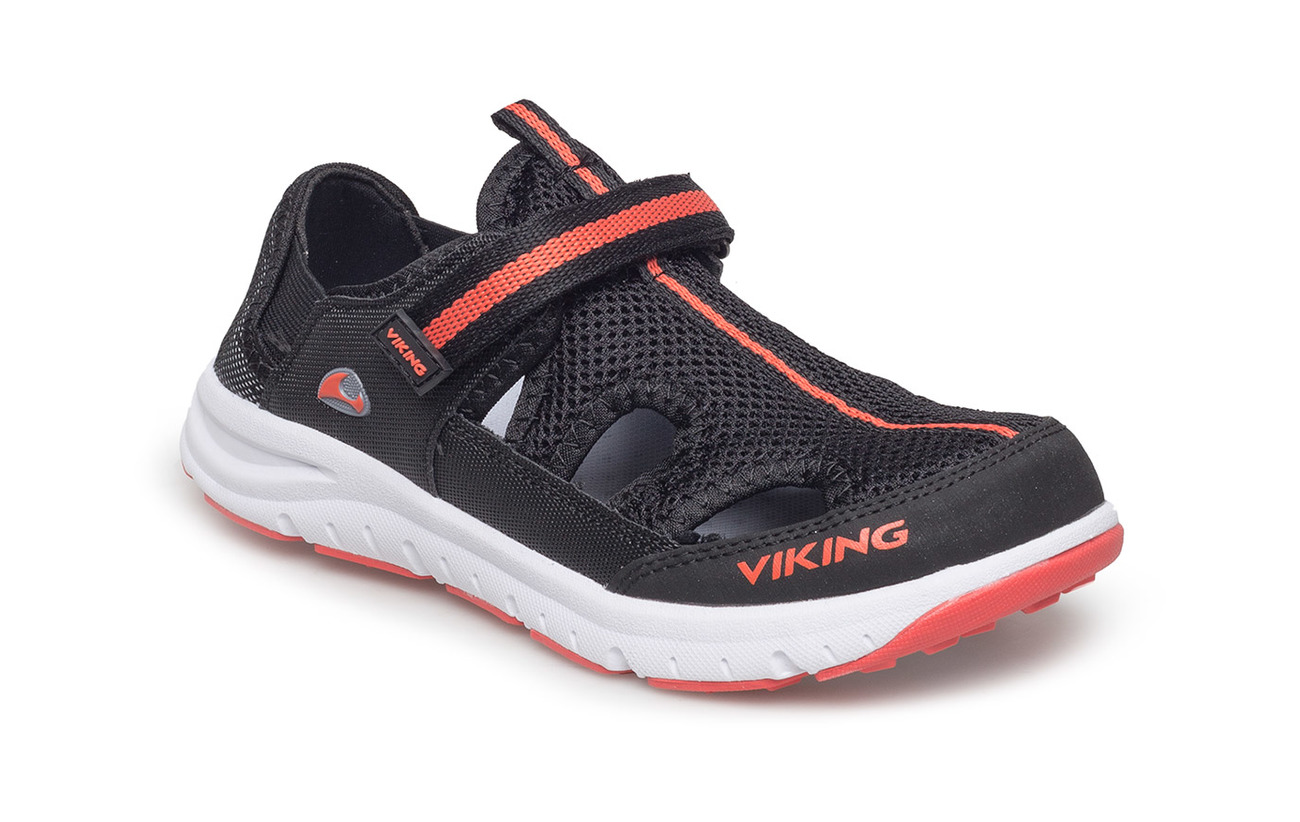 Viking Nesoeya - BLACK/ORANGE