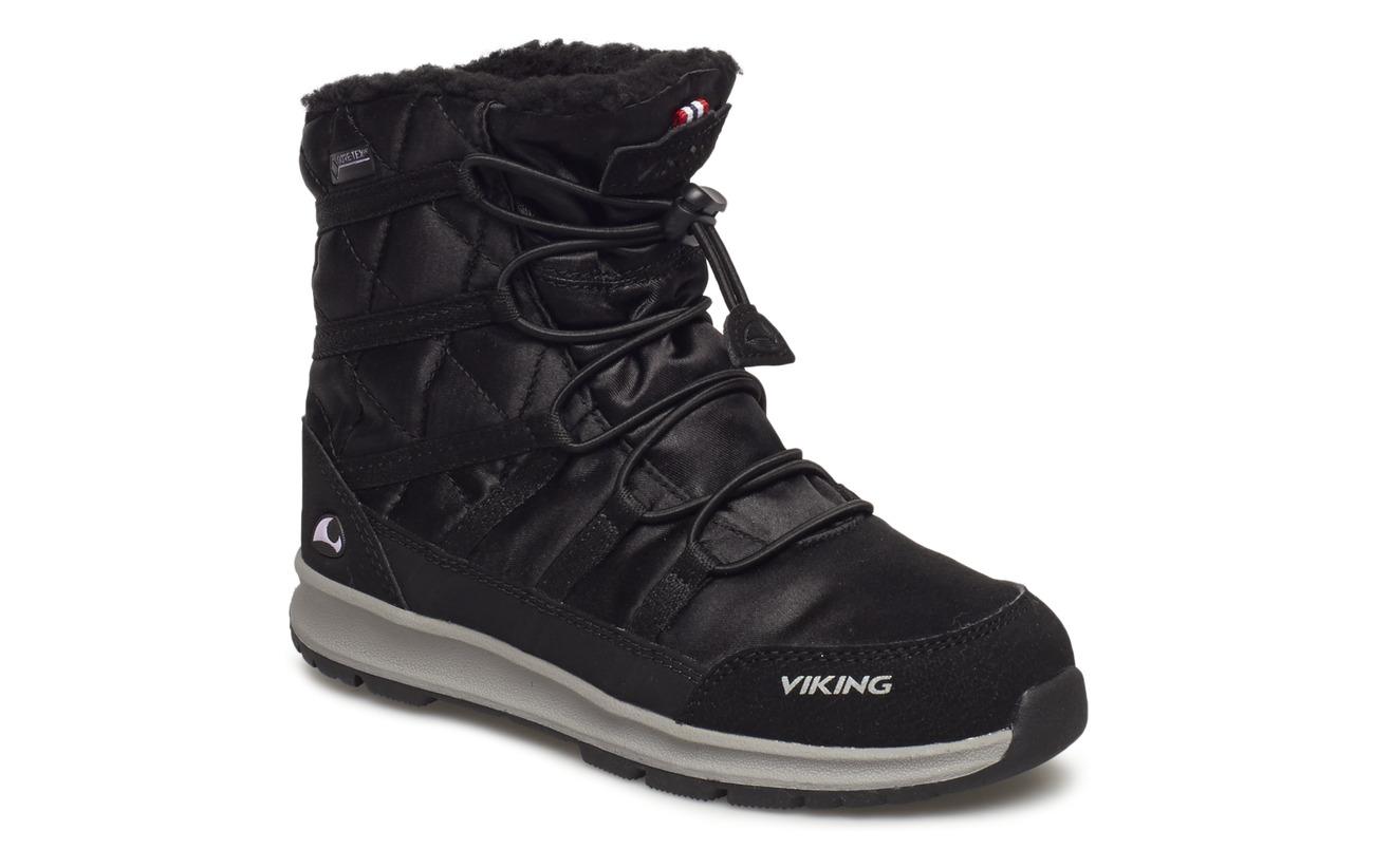 Viking Flinga Kids GTX - BLACK