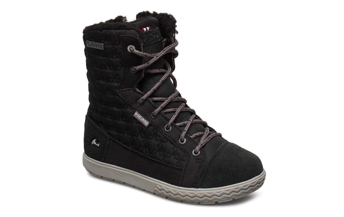 Viking Zip II GTX - BLACK/BLACK