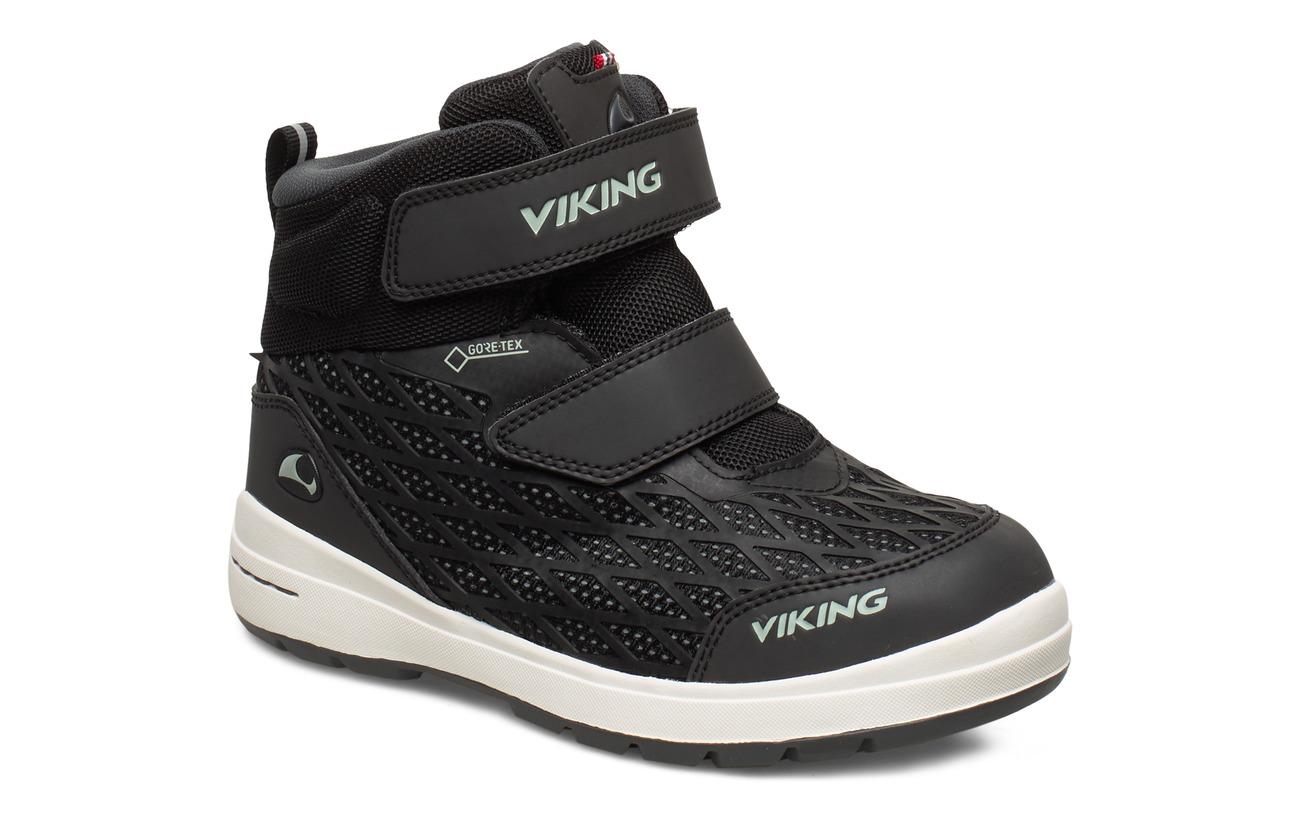 Viking Hero GTX - BLACK/CHARCOAL