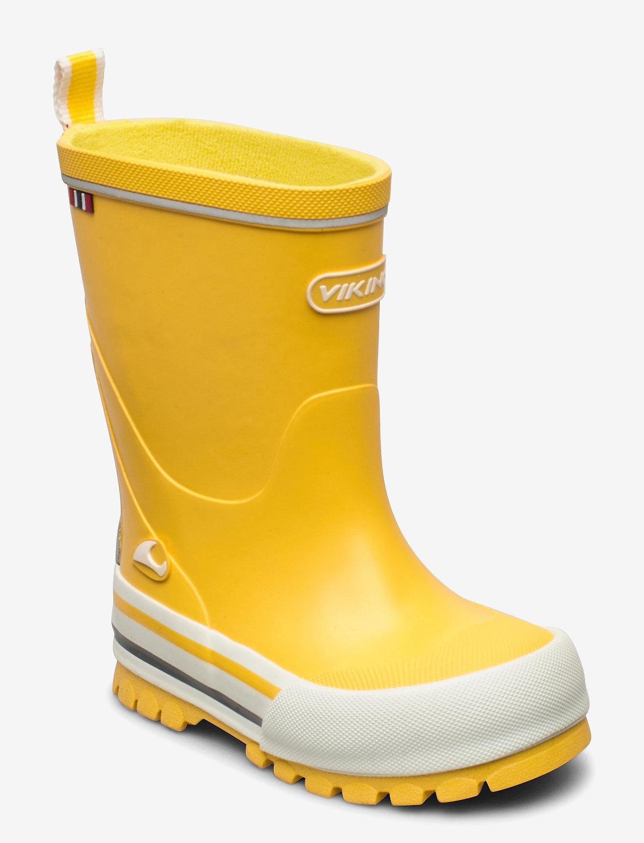 Viking - Jolly - gummistiefel - yellow - 0
