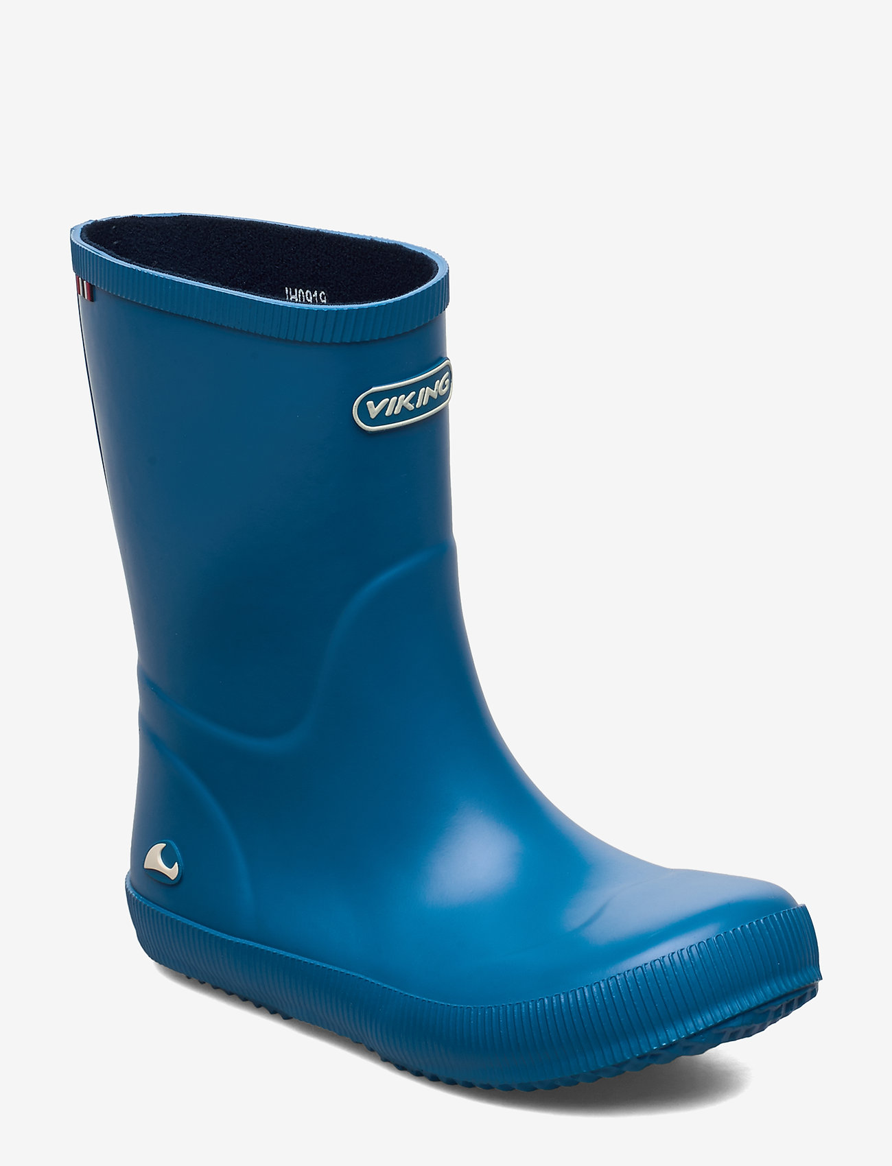 Viking - Classic Indie - unlined rubberboots - blue - 0