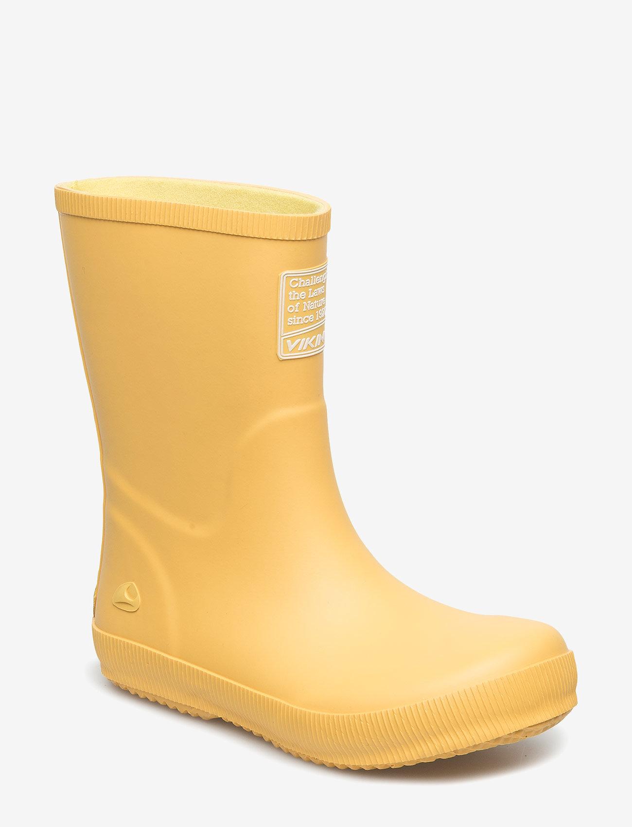 Viking - Classic Indie - gummistøvler - yellow - 0