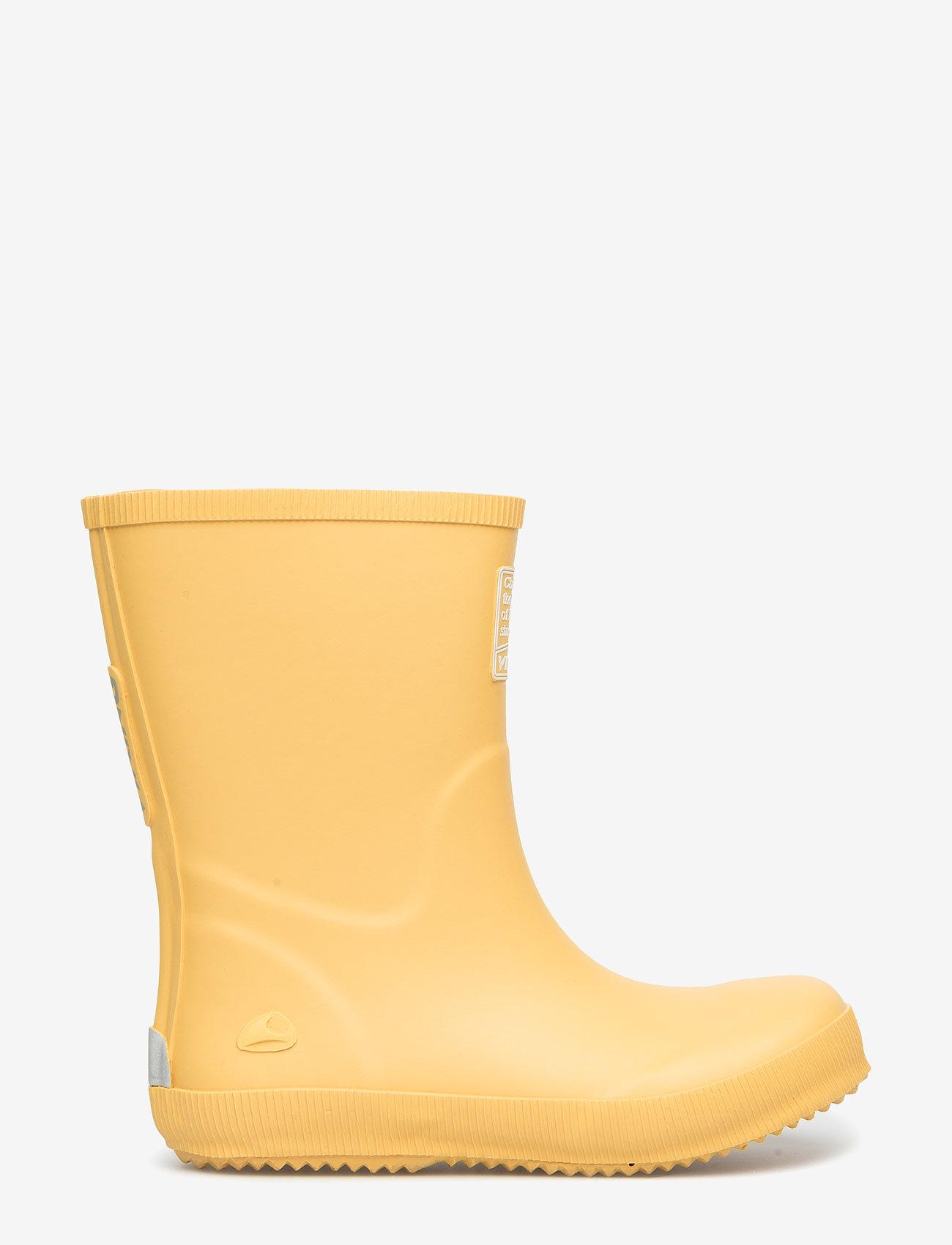Viking - Classic Indie - gummistøvler - yellow - 1