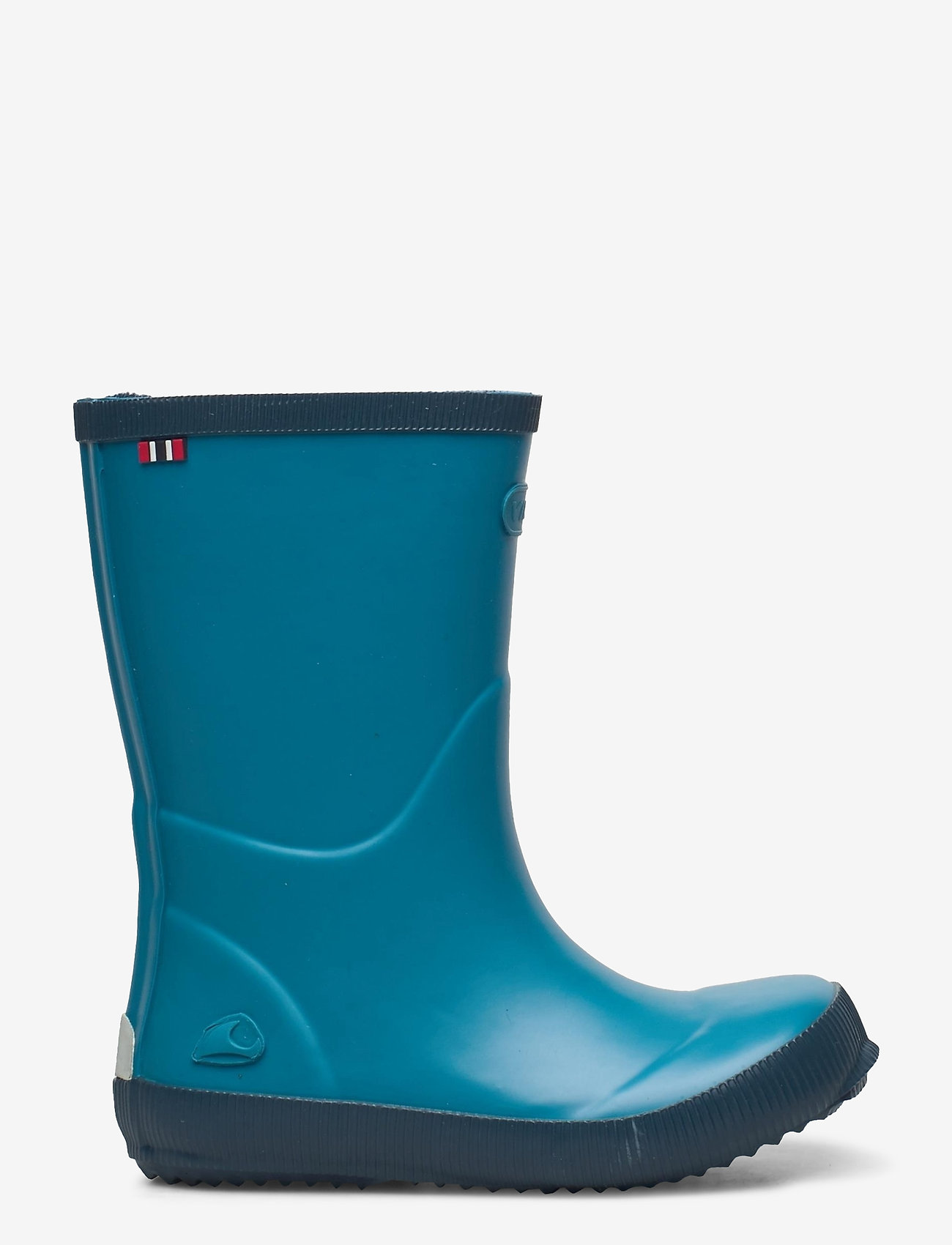 Viking - Classic Indie - unlined rubberboots - cobolt/dark blue - 1