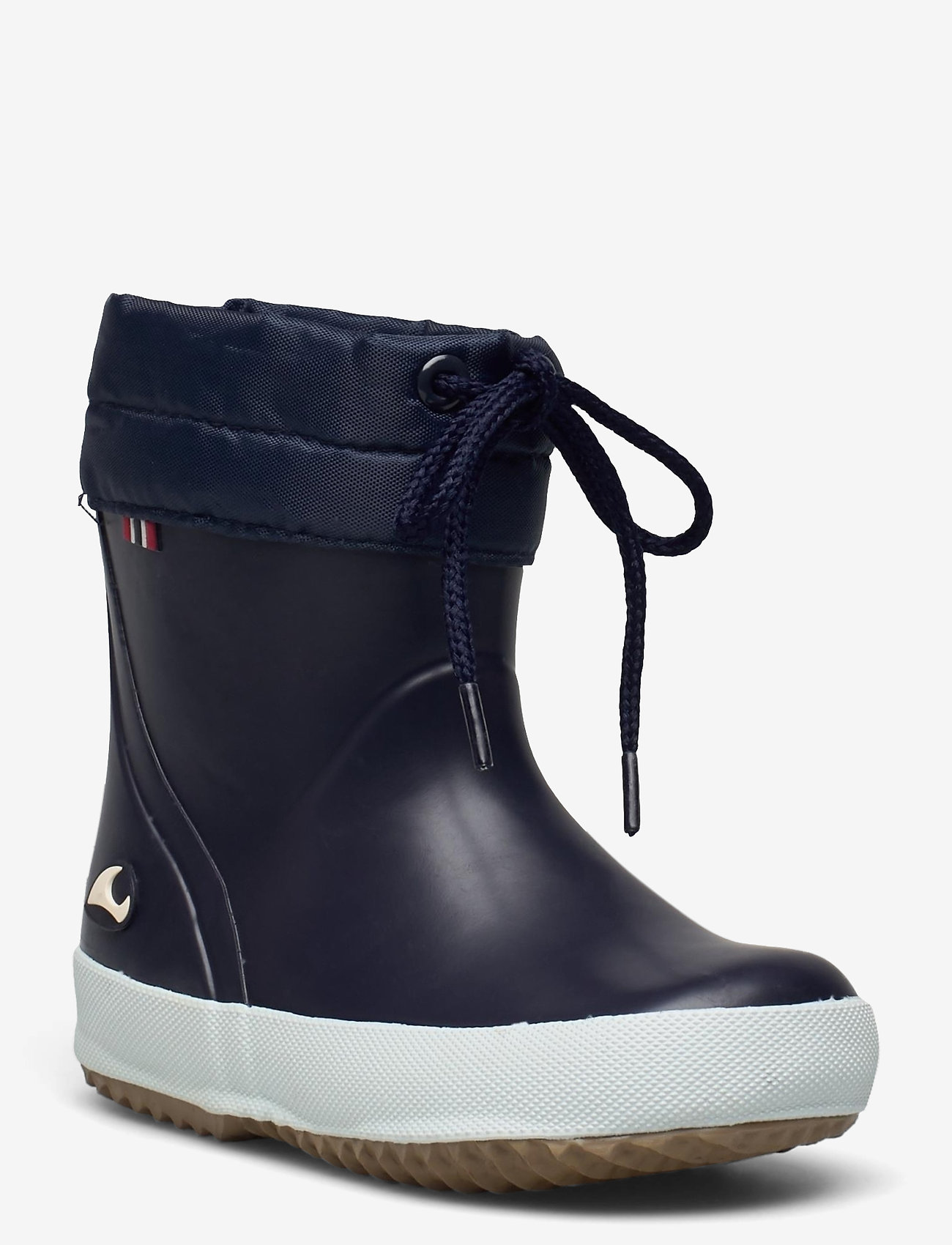 Viking - Alv Indie - lined rubberboots - navy - 0