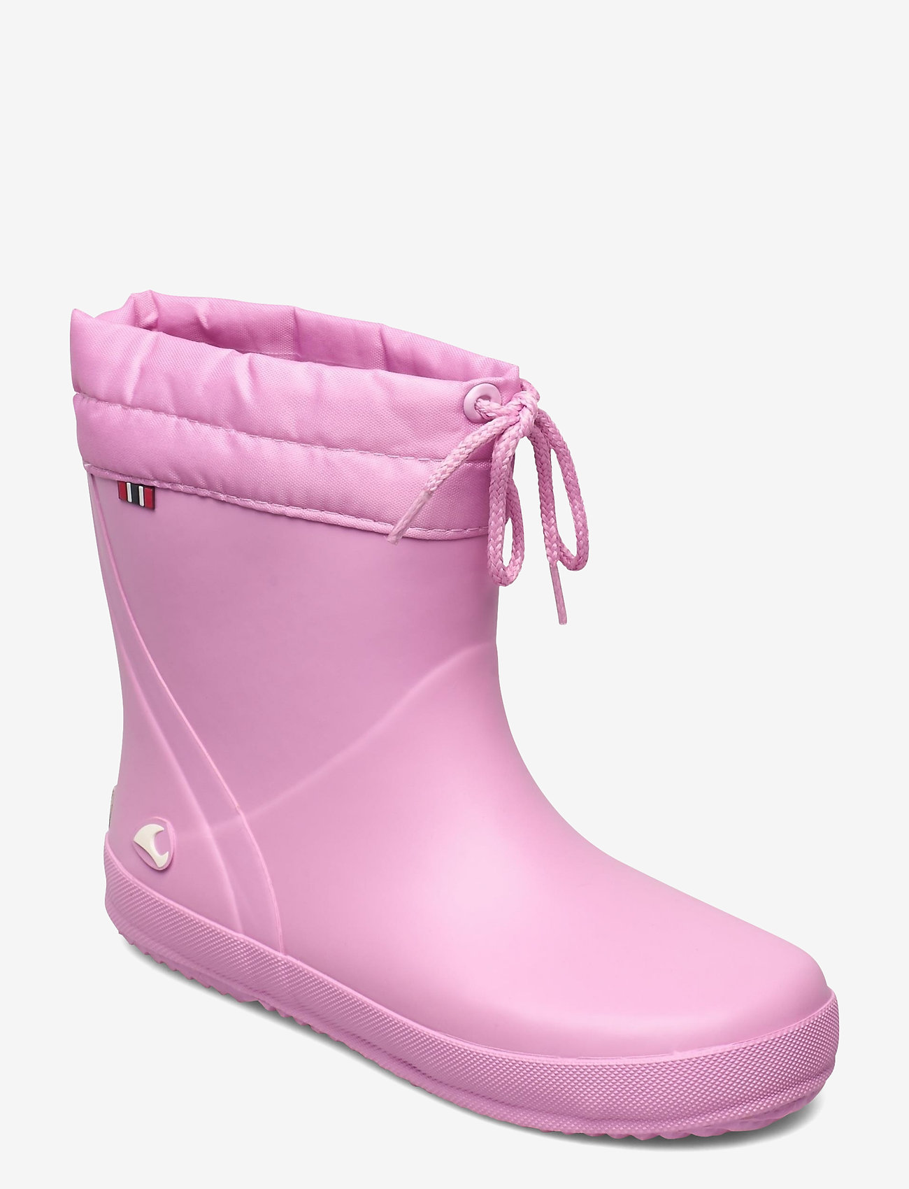Viking - Alv - lined rubberboots - pink/pink - 0
