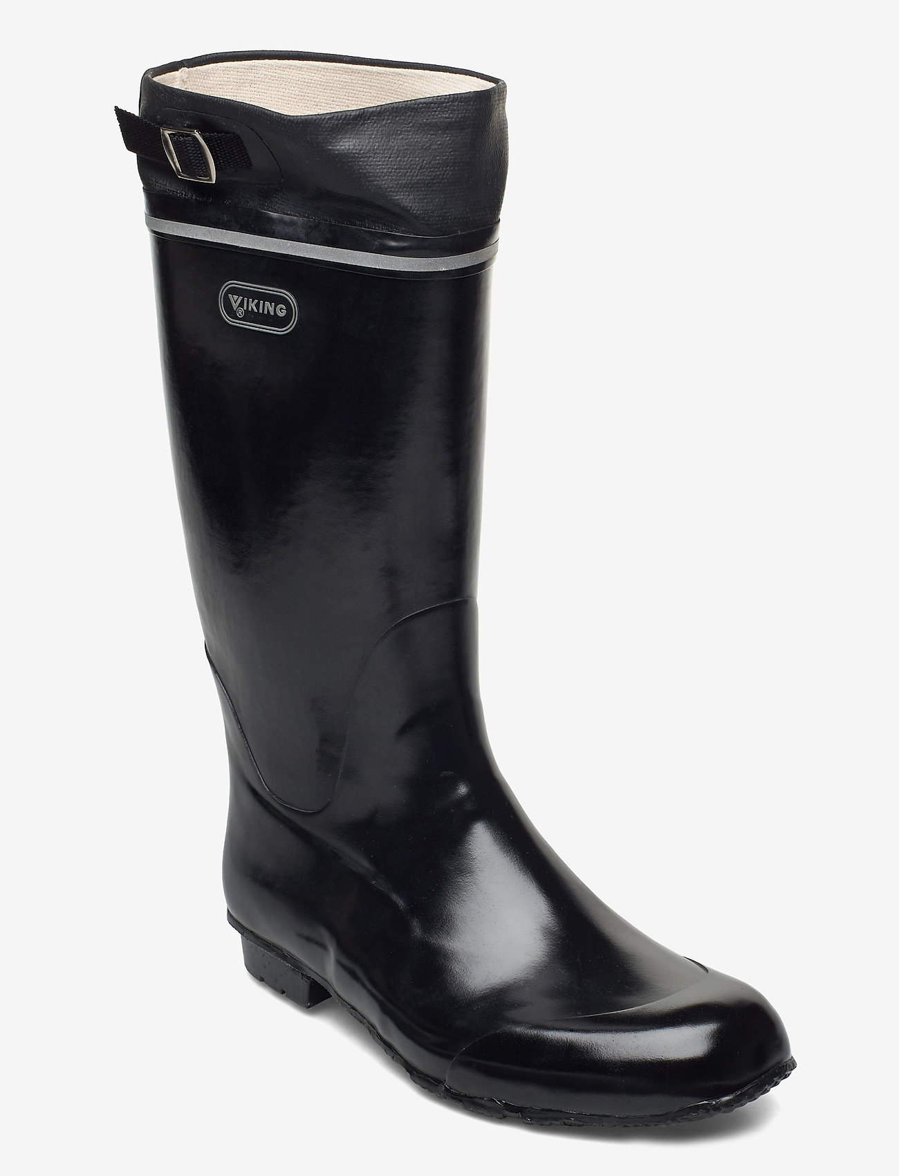 Viking - KUNTO - bottes en chaouthouc - black - 0