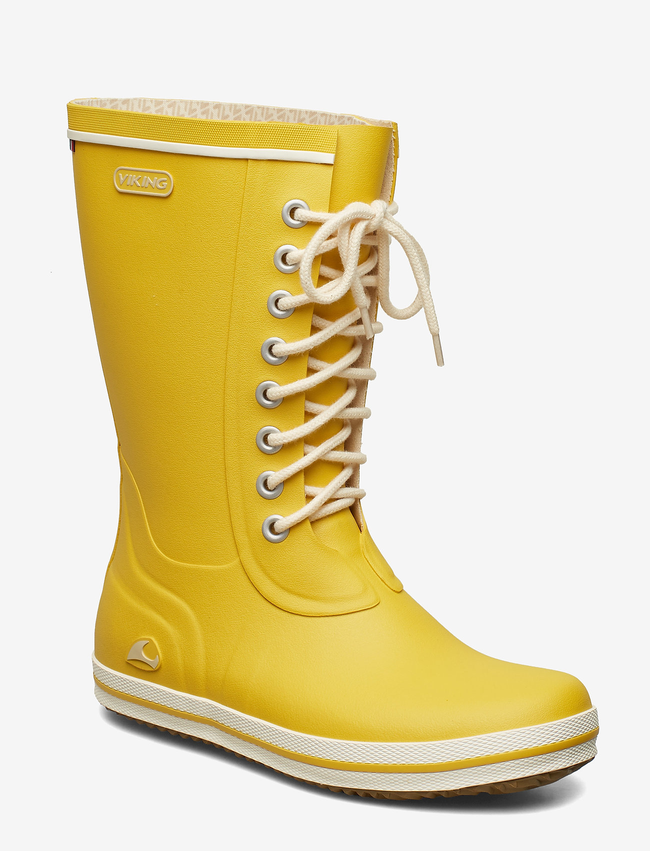 Viking - Retro Light - chaussures de randonnée - yellow - 0