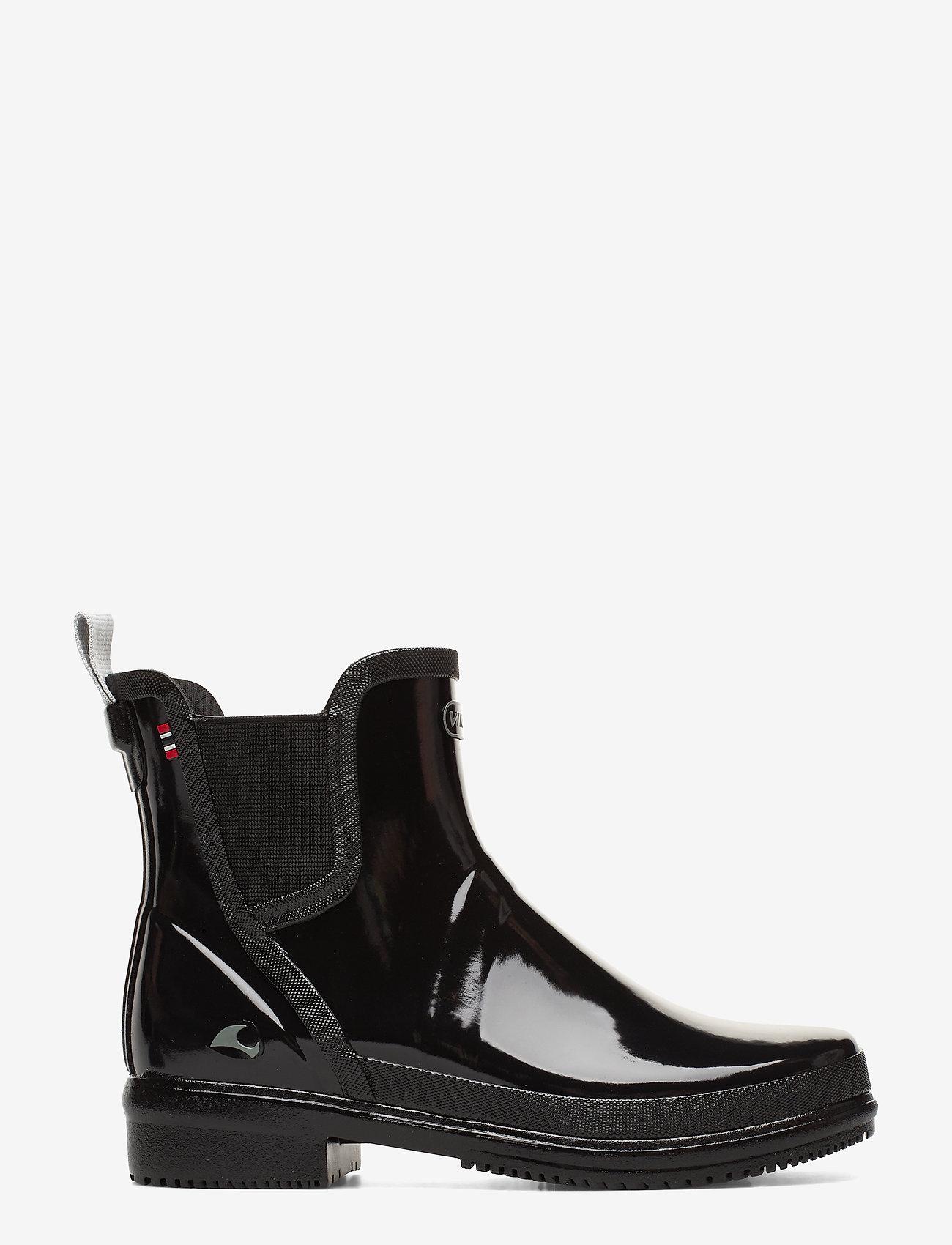 Viking - Gyda Glossy - chaussures - black - 1