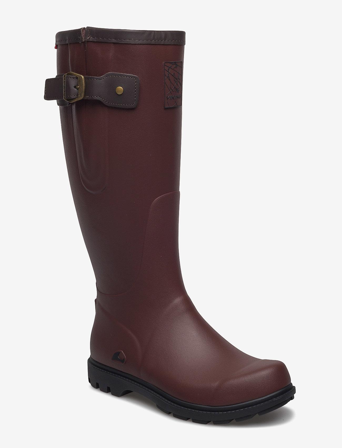 Viking - Rype - chaussures - wine - 0
