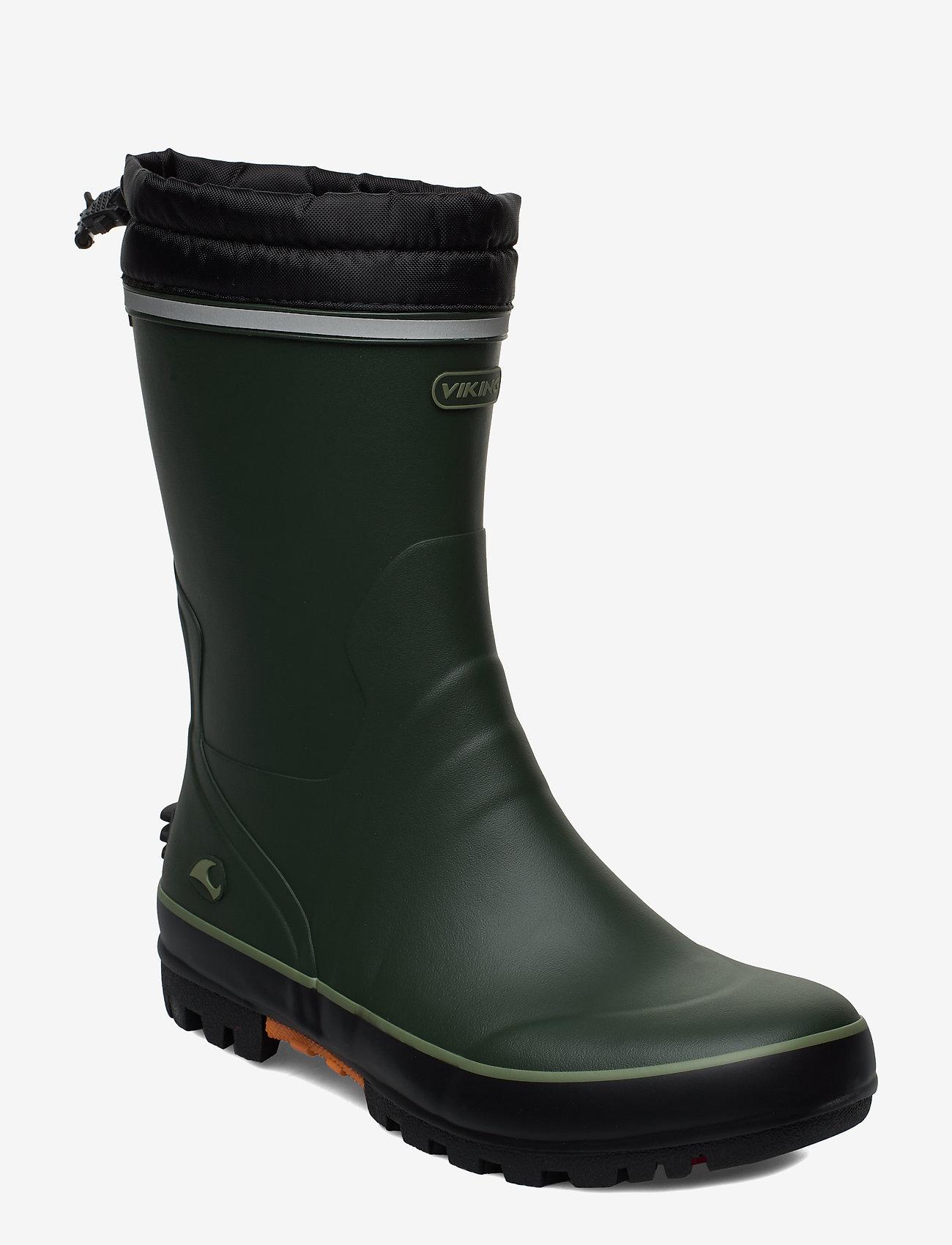 Viking - Terrain II - hiking/walking shoes - green - 0