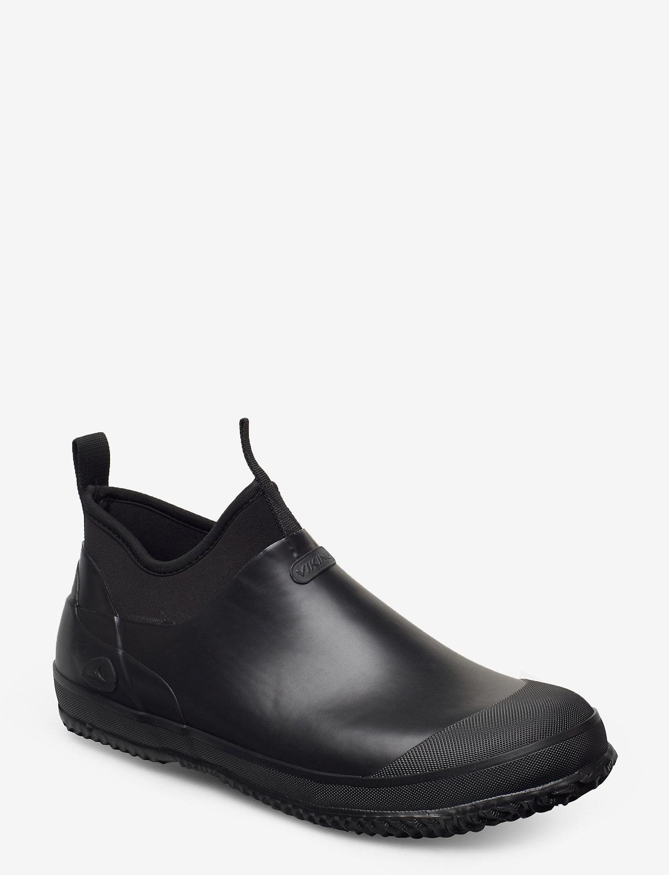 Viking - Pavement - chaussures - black/black - 0