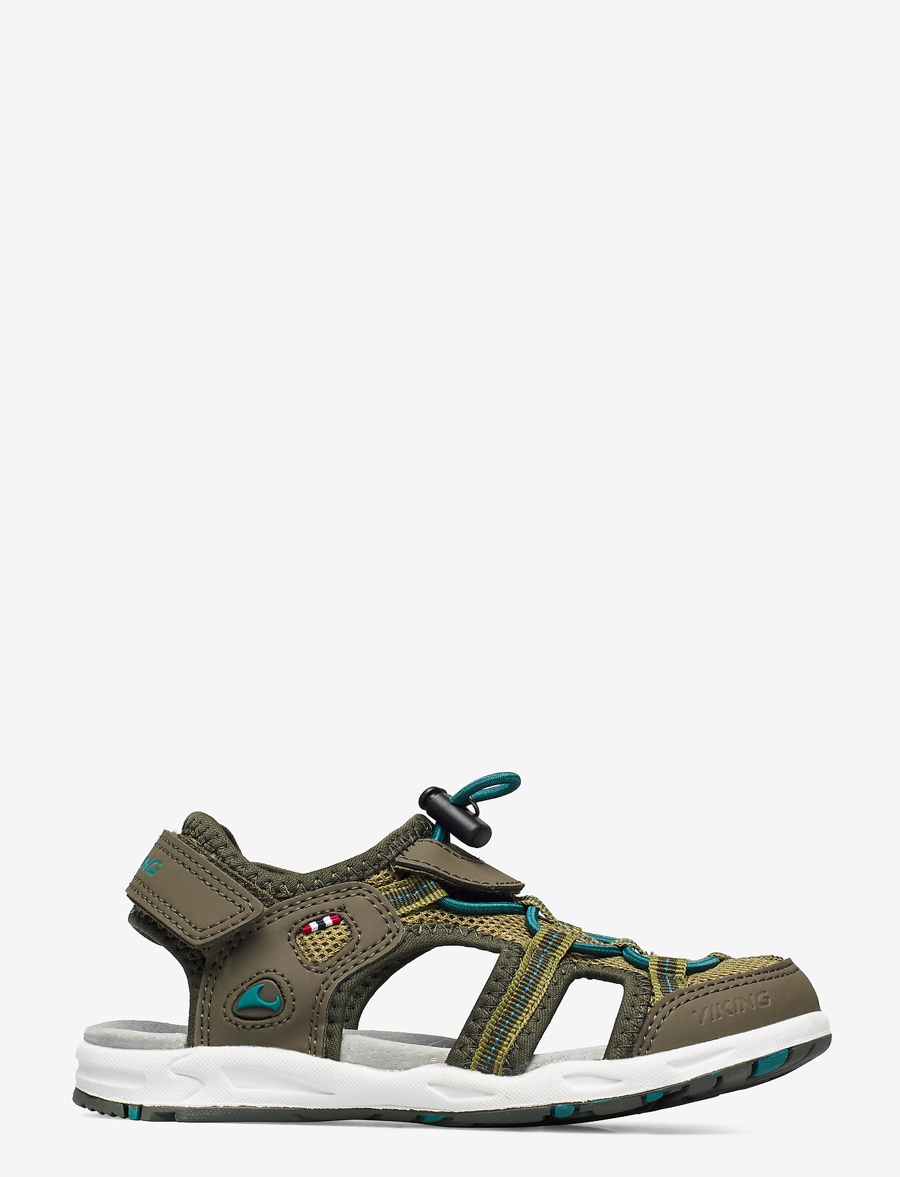 Viking - Thrill - sandals - olive/huntinggreen - 1