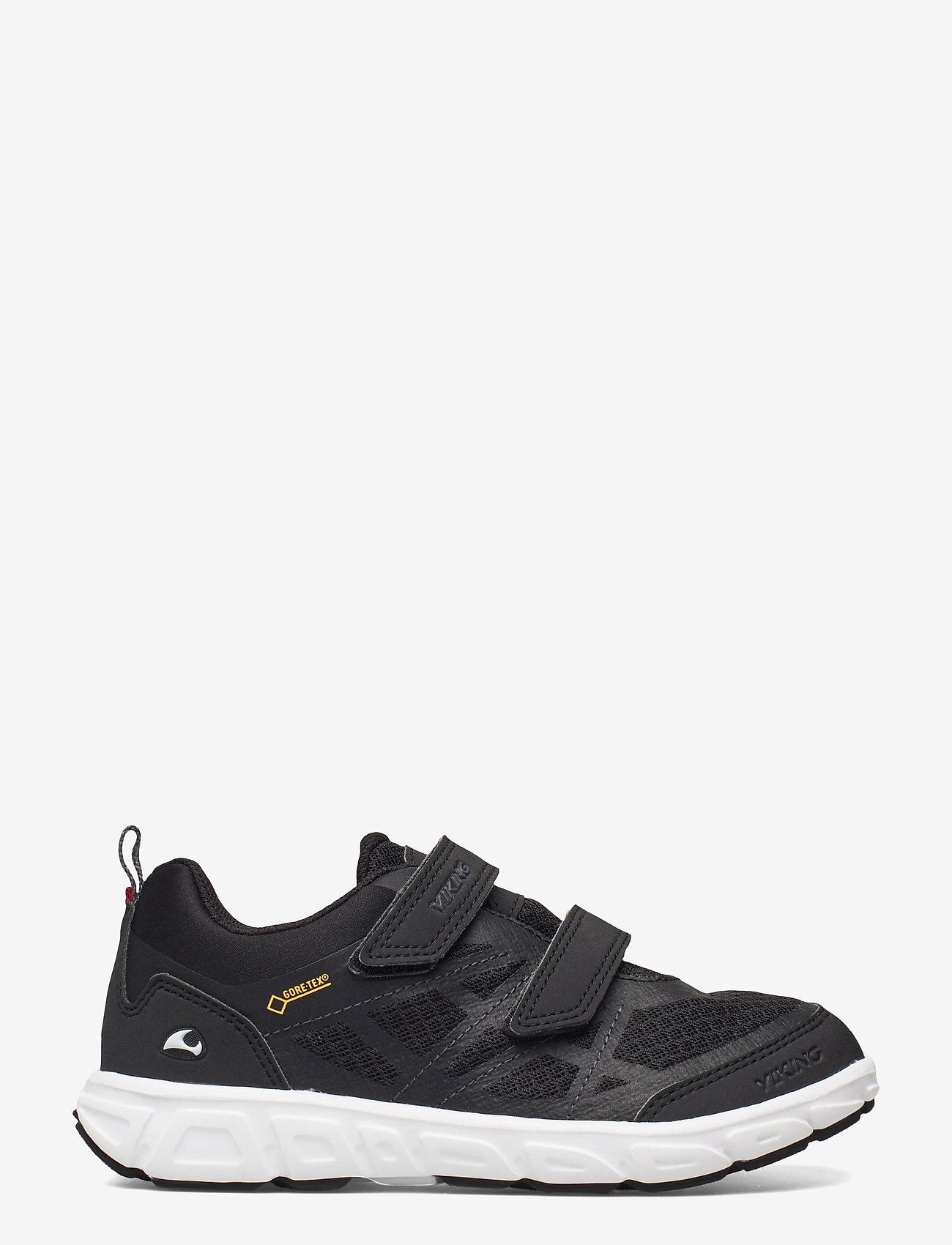 Viking - Veme Vel GTX - low tops - black/charcoal - 1