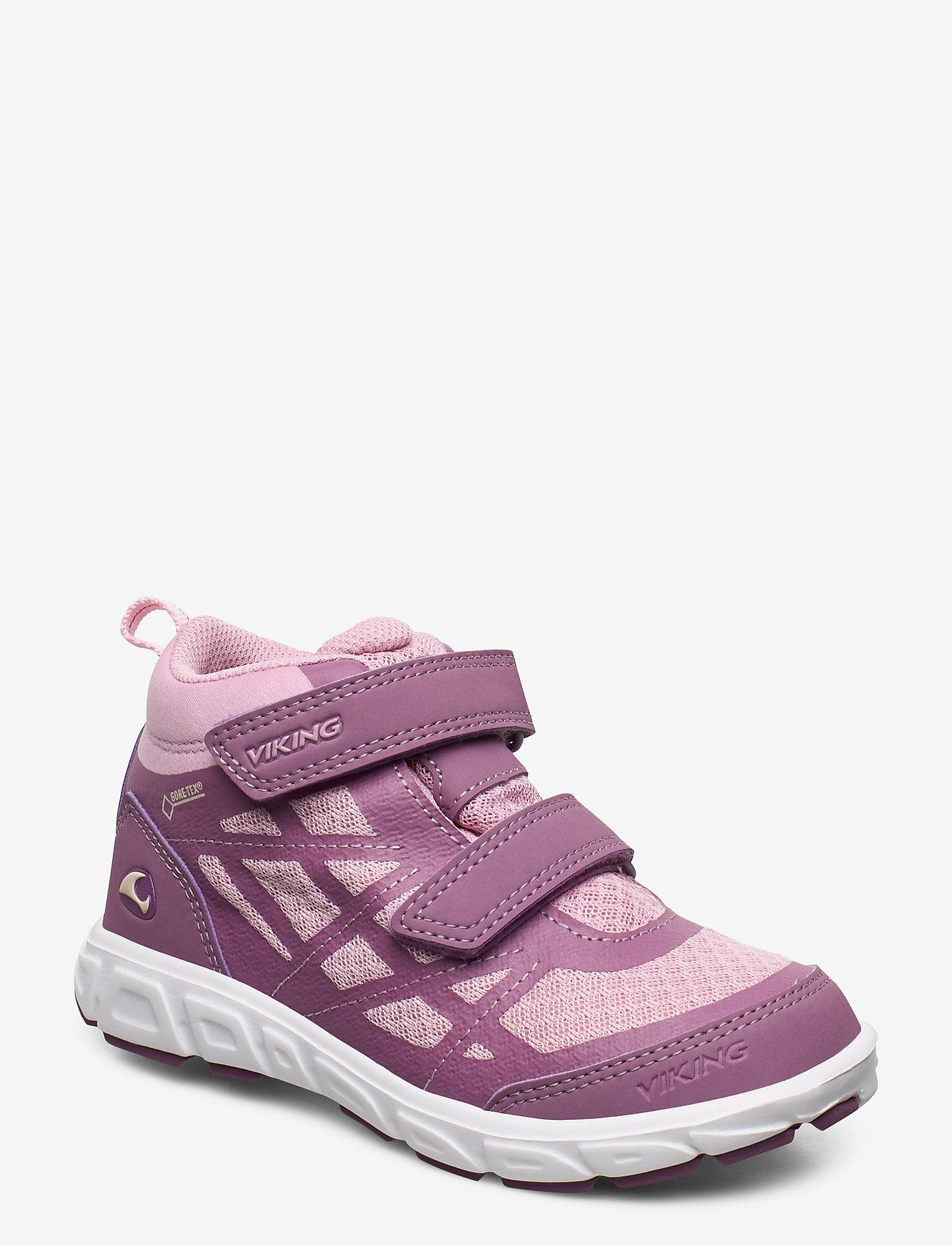 Viking - Veme Mid GTX - sport shoes - violet/pink - 0
