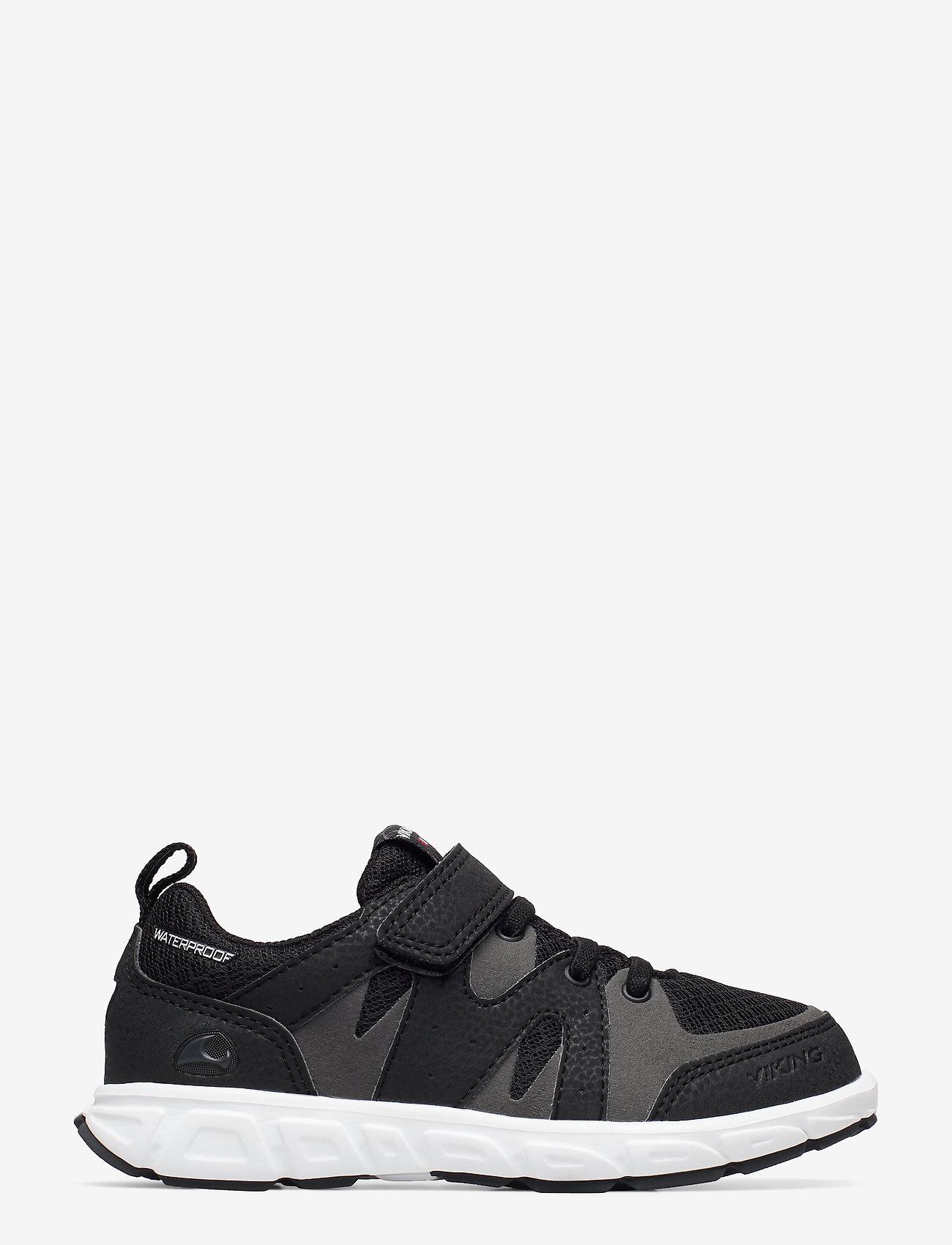 Viking - Tolga WP - low-top sneakers - black/charcoal - 1