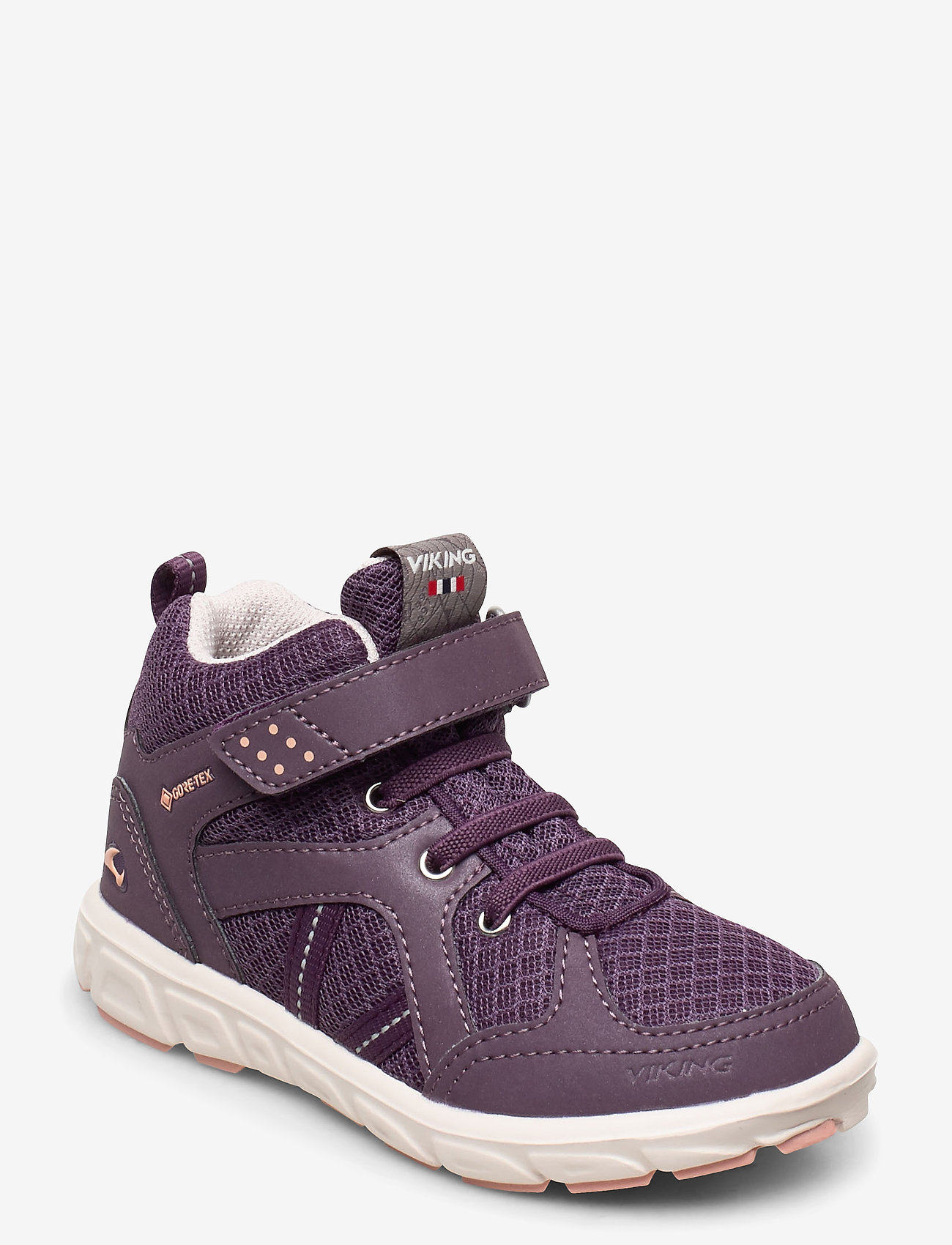 Viking - Alvdal Mid R GTX - tenisówki - purple/light lilac - 0