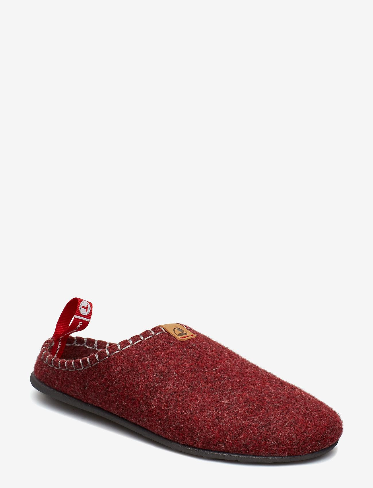 Viking - DNT Toffel - kengät - red - 0