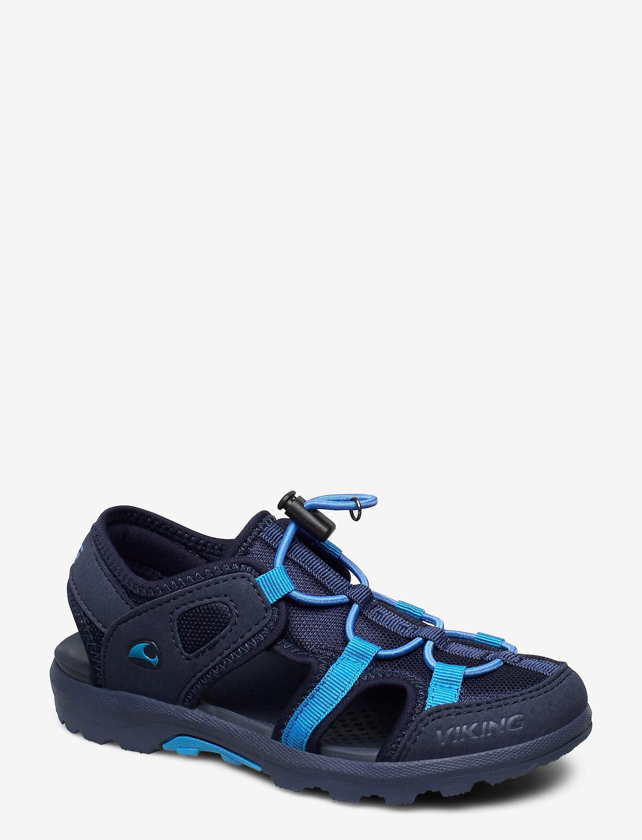 Viking - Sandvika - sandals - navy/blue - 0