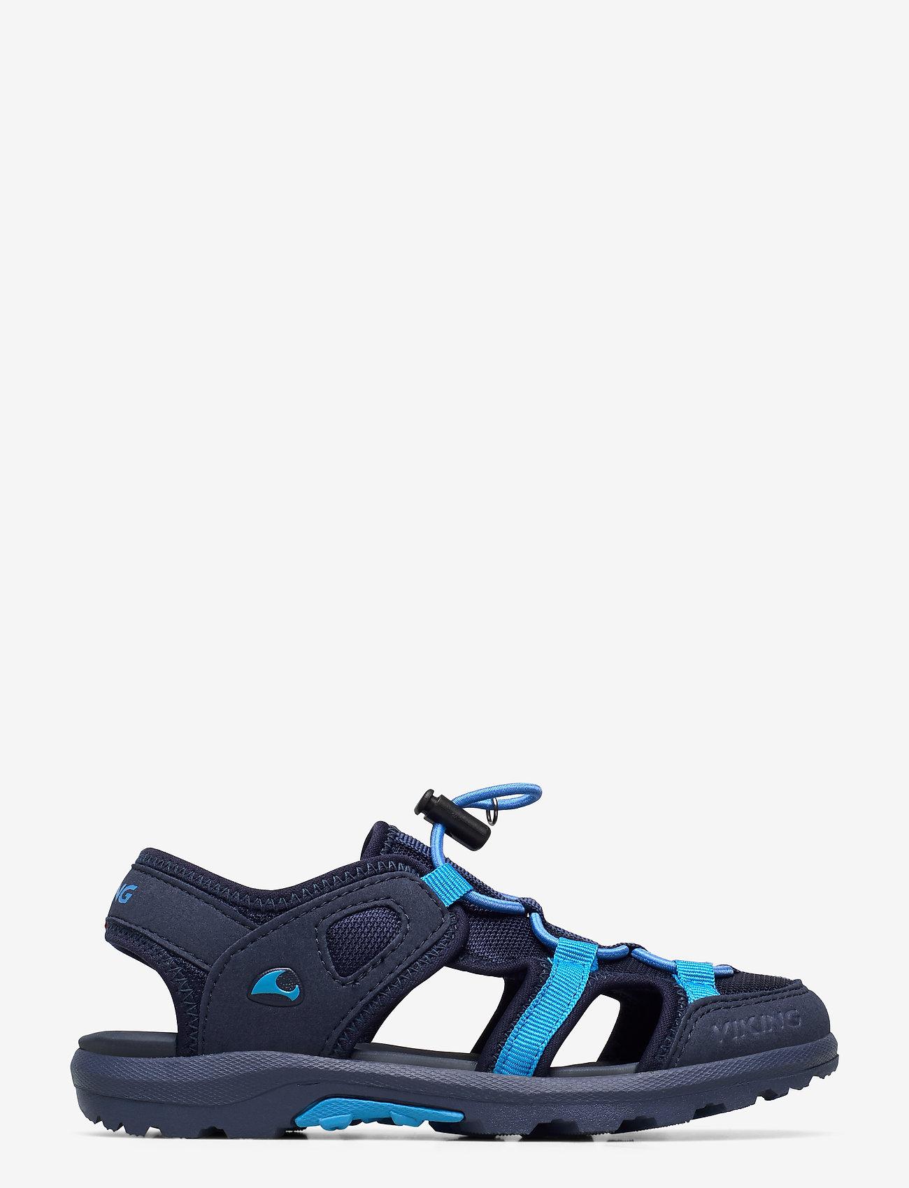 Viking - Sandvika - sandals - navy/blue - 1