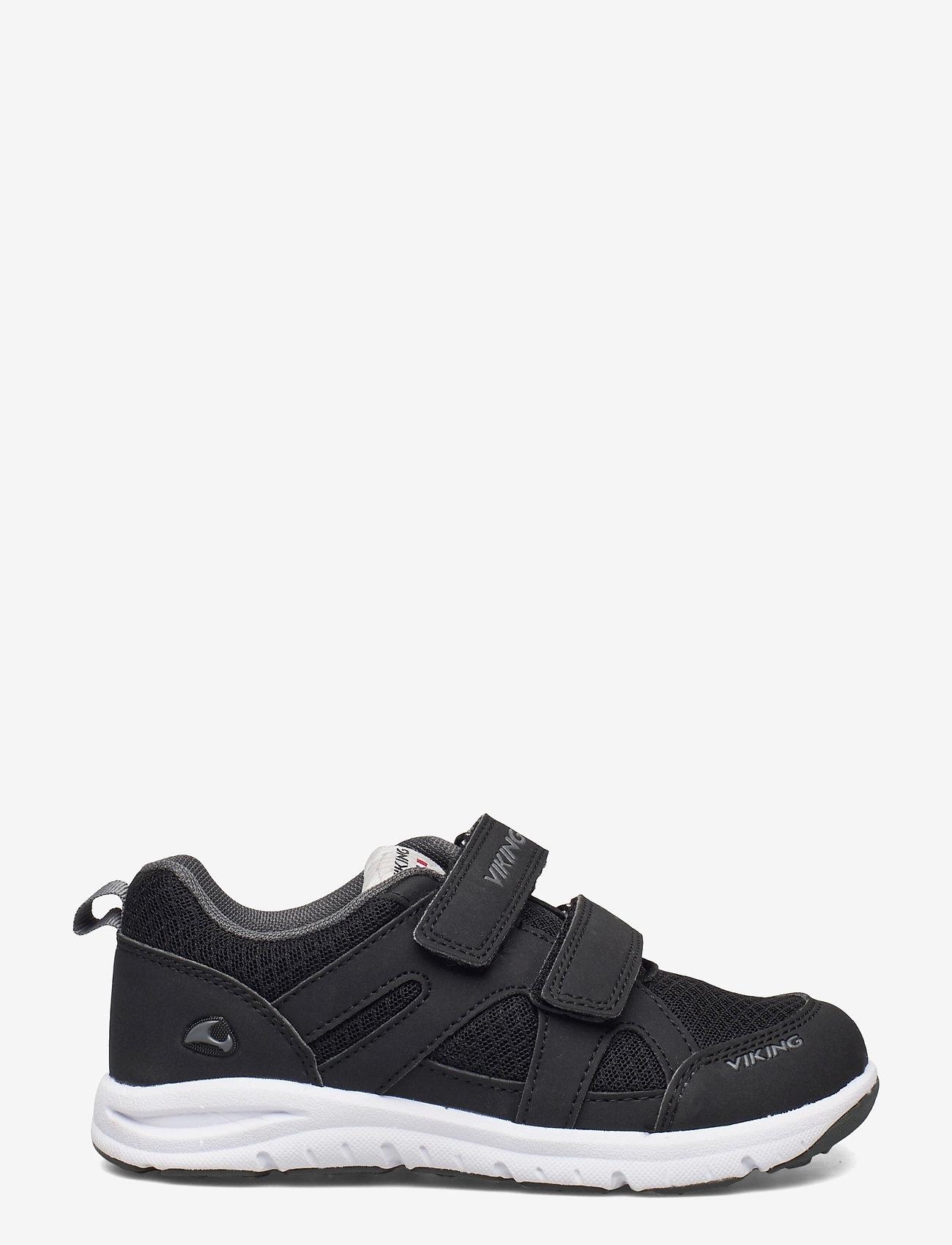 Viking - Odda - low-top sneakers - black/charcoal - 1