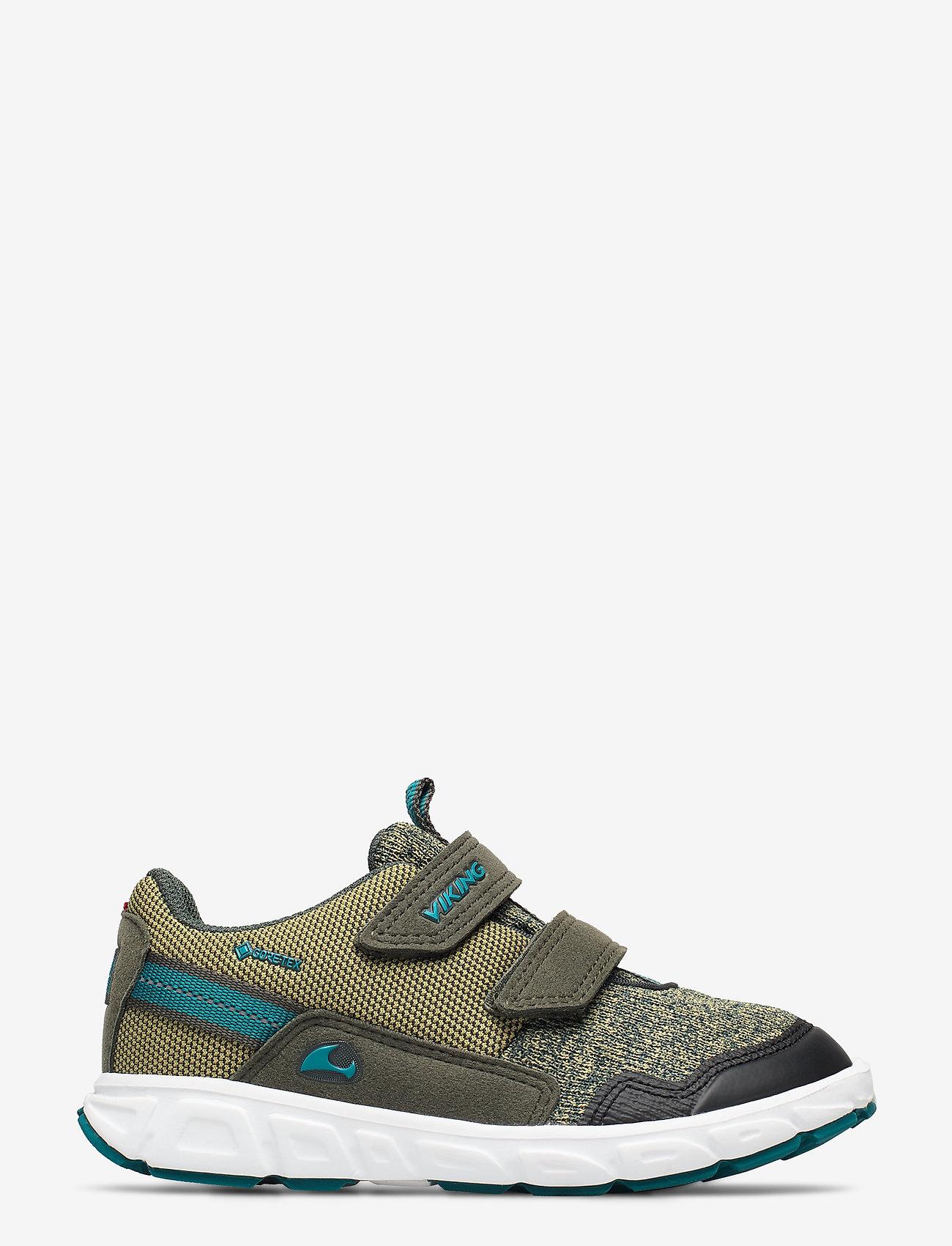 Viking - Rindal GTX - sport shoes - huntinggreen/olive - 1