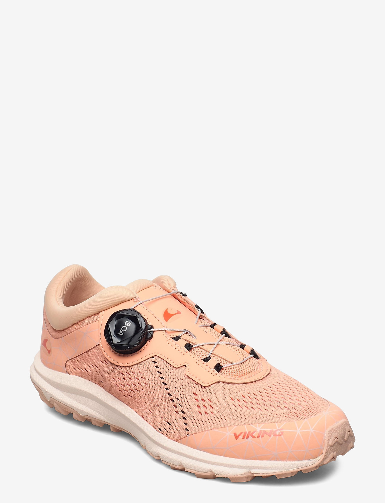 Viking - Apex Side Boa W - lage sneakers - coral/light pink - 0