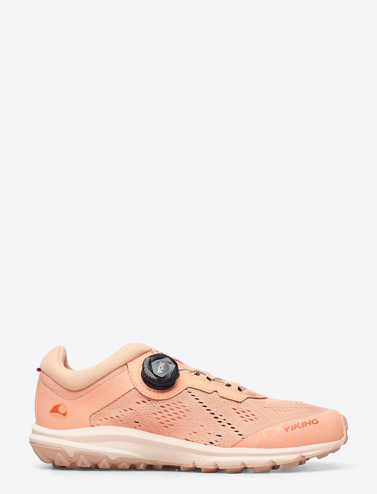 Viking - Apex Side Boa W - lage sneakers - coral/light pink - 1