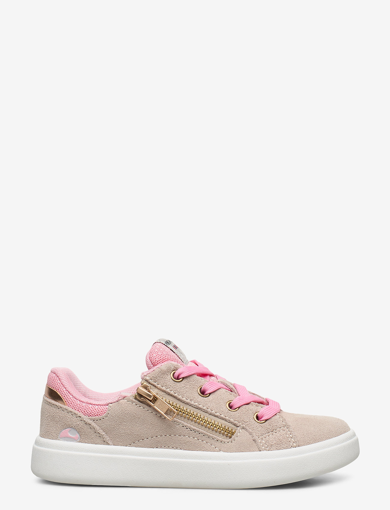 Viking - Eve Low Zip - baskets - beige/pink