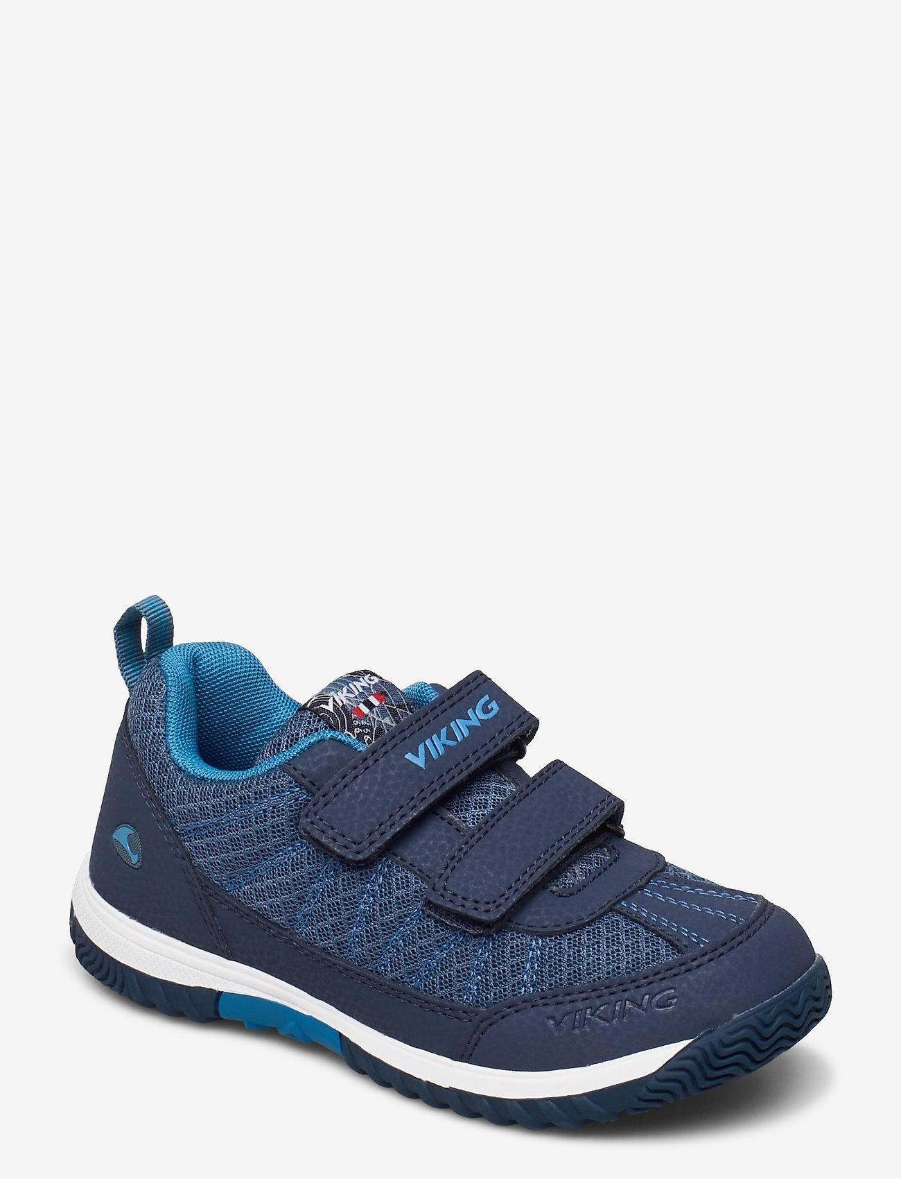 Viking - Bryne - low-top sneakers - navy/demin - 0