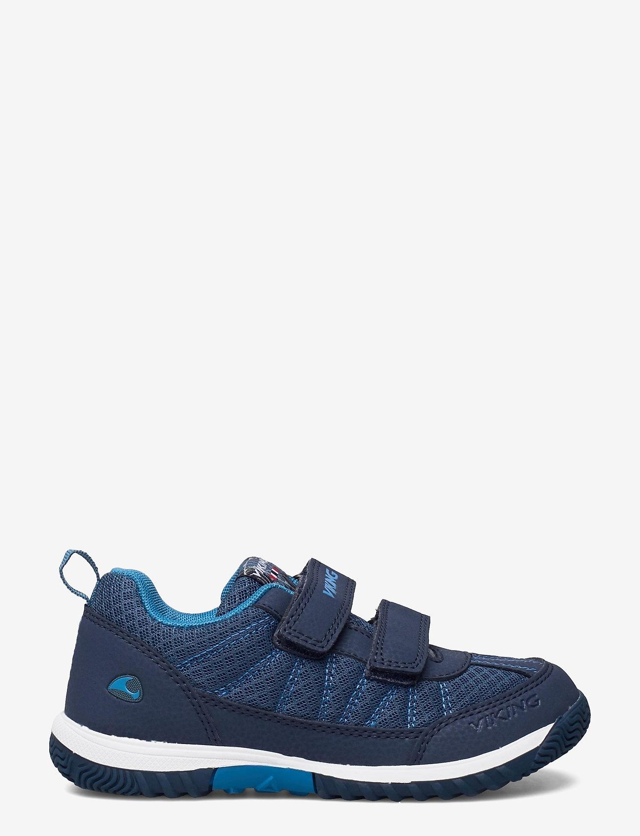 Viking - Bryne - low-top sneakers - navy/demin - 1