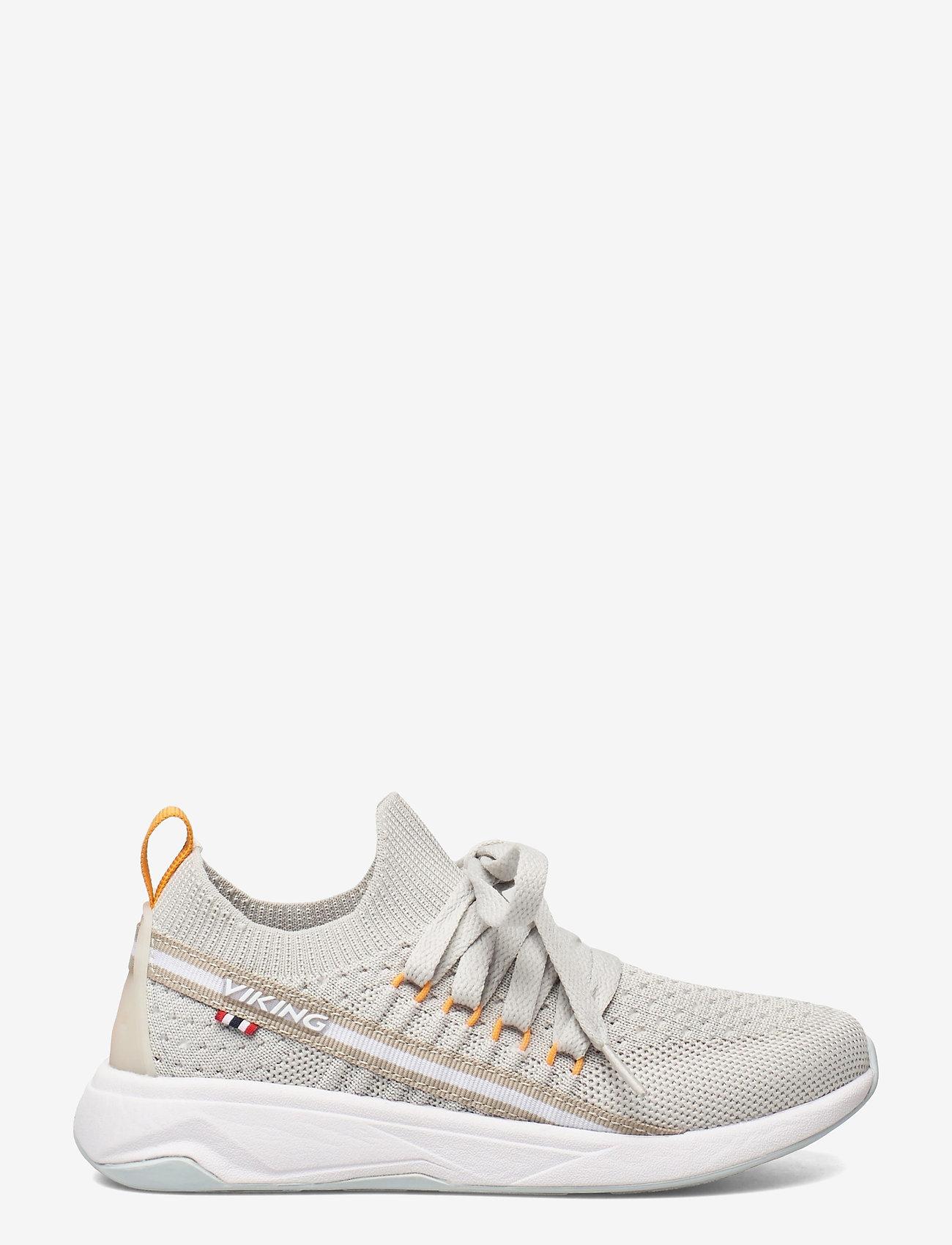 Viking - Engvik - low-top sneakers - light grey/apricot - 1