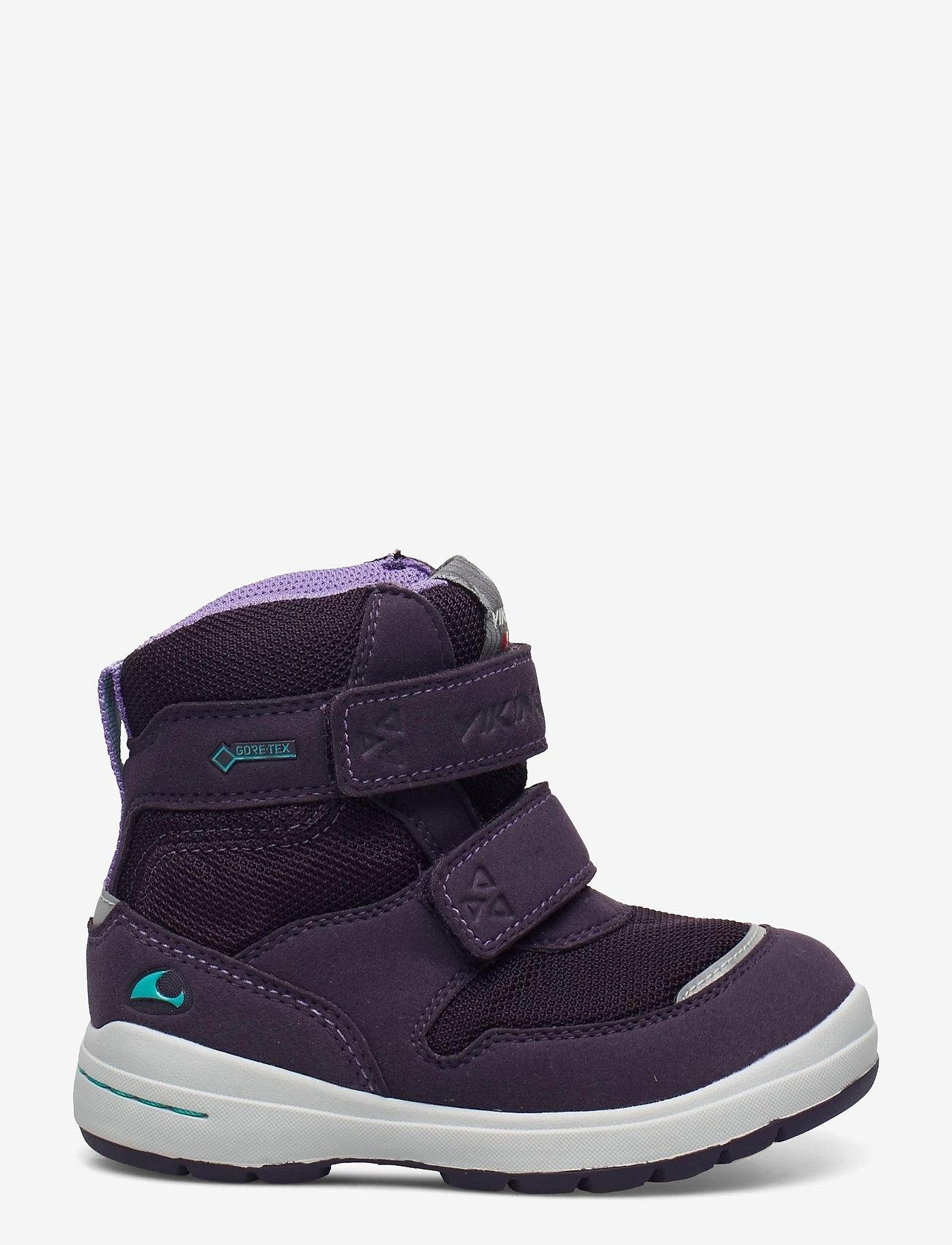Viking - TOKKE GTX - winter boots - aubergine - 1