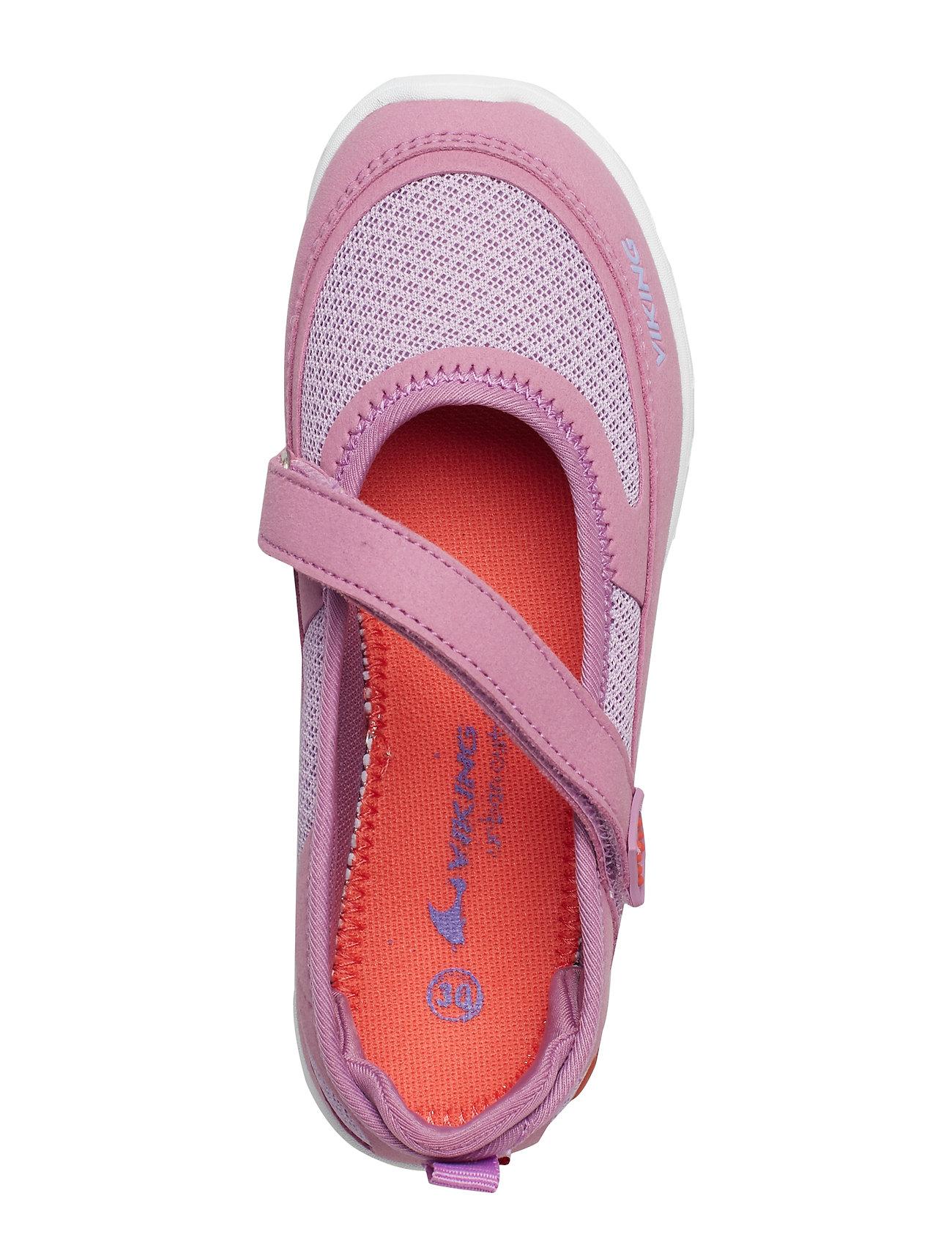 Viking Fana Mj - Ballerinaskor & Slip-ons Lavender/coral