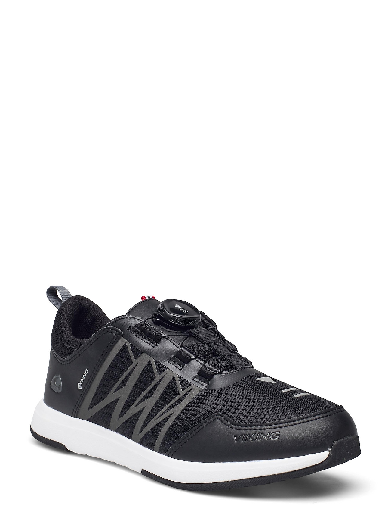 Oppsal Low Gtx Boa R Shoes Sports Shoes Running/training Shoes Sort Viking