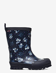 Viking - Jolly Woodland - unlined rubberboots - navy/multi - 1